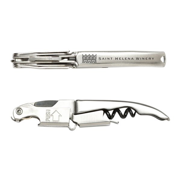 Innovation Stainless Steel Corkscrew