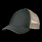 Mesh baseball hat