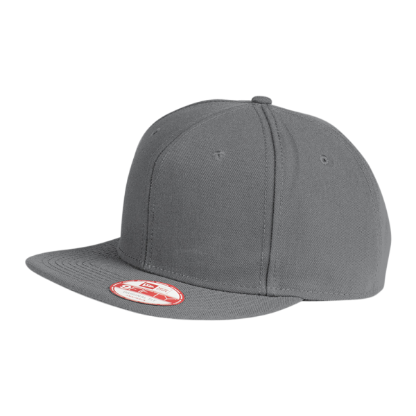 New Era Flat Bill Hat