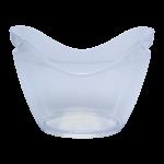 Ice bucket acrylic medium