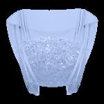 Crown Ice bucket
