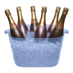 square party Ice bucket