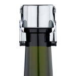 Super sealer champagne stoppers