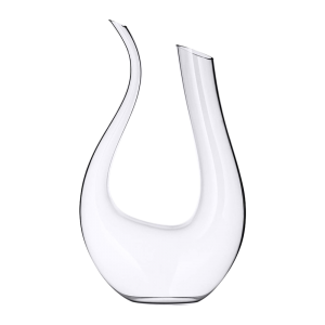 Swan Crystal Decanter