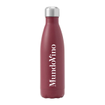 Insulated Steel Wine Growler (25oz)