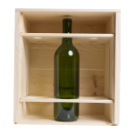 Wood Wine Boxes 2x3