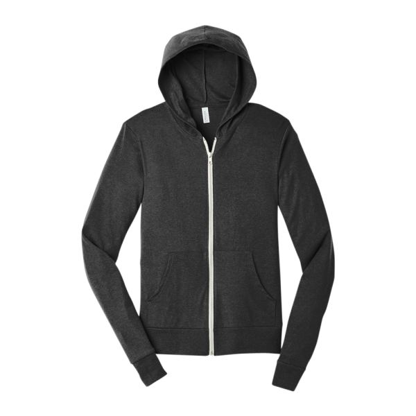 Bella+Canvas Zip Up Hoodie