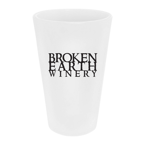 silicone Pint Glass