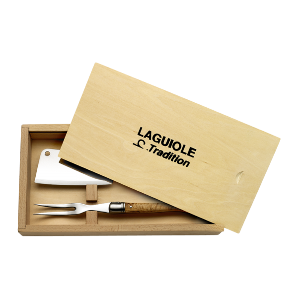 Laguiole Tradition Cheese Knife Set