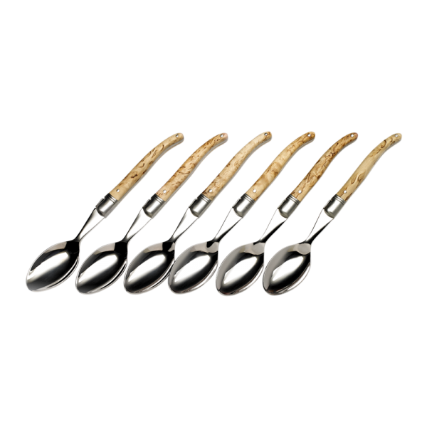 Laguiole Tradition Spoon Set