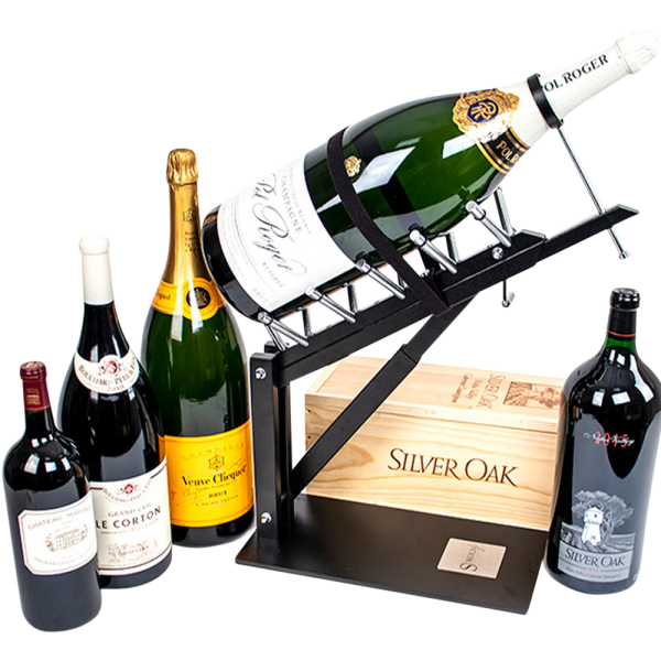 wine cradle