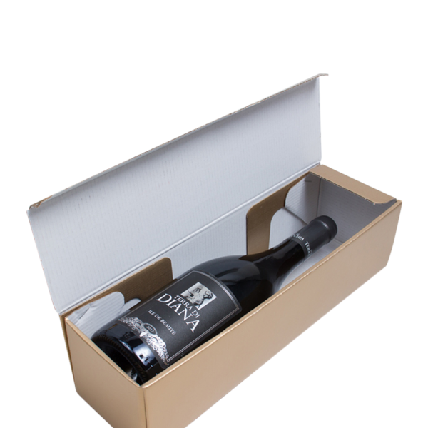 1 bottle wine box