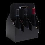 6 bottle wine carrier