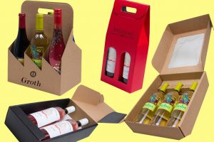 Wine Gift Boxes & Carriers
