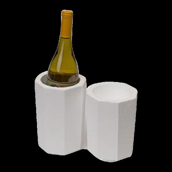 1-Bottle Styrofoam Wine Shipper