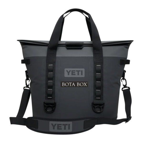 yeti soft cooler grey
