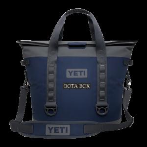 yeti soft cooler navy