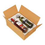 2 Wine bottle pack