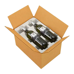 4 Wine bottle pack