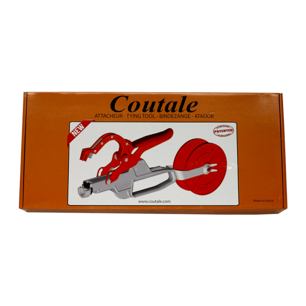 Coutale Vine Tying Machine