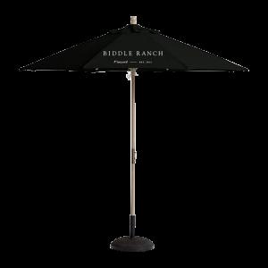 Round Outdoor Patio Umbrella