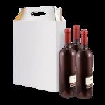 3 bottle wine tote