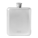 Stainless Steel Square Flask