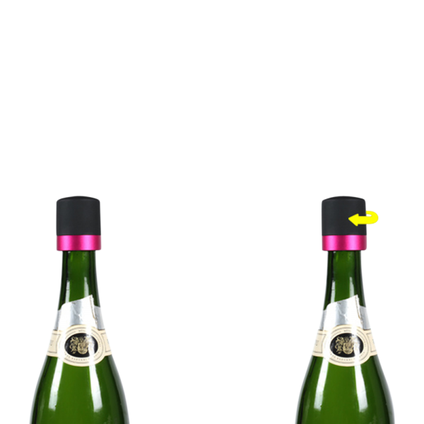 Vacuum Champagne Stopper #3